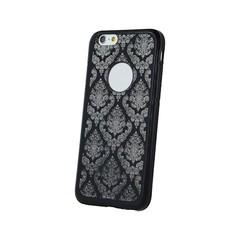 Plastové pouzdro pro Huawei P10 Lite - ornament černé