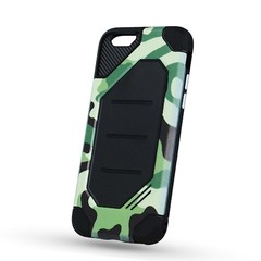 Silikonové pouzdro pro Huawei P10 Lite - armádně zelené