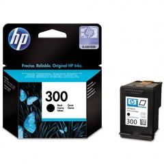 Originální inkoust HP 300 (CC640EE) černý