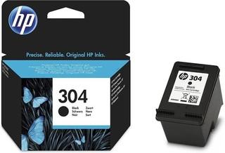 Originální inkoust HP 304 (N9K06AE) černý