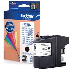 Originální inkoust Brother LC-223BK (LC223BK)