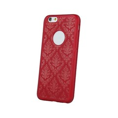 Plastové pouzdro pro Huawei P10 Lite - ornament červené