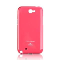 Silikonové pouzdro Mercury Jelly Case pro Samsung Note 8 - růžové