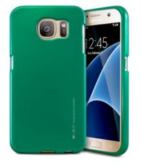 Silikonové pouzdro Mercury iJELLY pro iPhone X - zelené