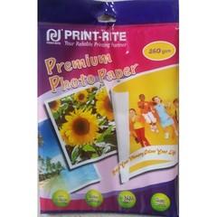 Lesklý fotopapír A4/260g (20. listů)
