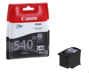 Originální inkoust Canon PG-540 (5225B005), černý, 8 ml.