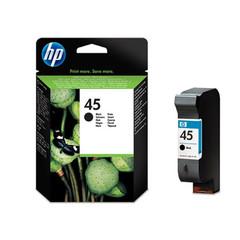 Originální inkoust HP 45 (51645AE) černý