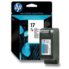 Originální inkoust HP 17 (C6625A)