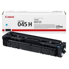 Originální toner Canon 045HC (1245C002), azurový