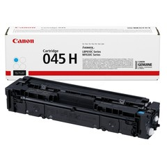 Originální toner Canon 045H, CRG-045HC, 1245C002