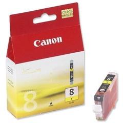 Originální inkoust Canon CLI-8Y žlutý
