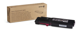 Originální toner Xerox 106R02753, purpurový