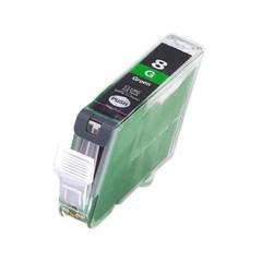 Kompatibilní inkoust s Canon CLI-8G zelený