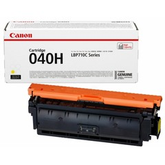 Originální toner Canon 040HY (0455C001), žlutý
