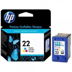 Originální inkoust HP 22 (C9352A) barevný