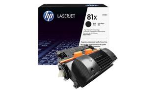 Originální toner HP CF281X (81X)