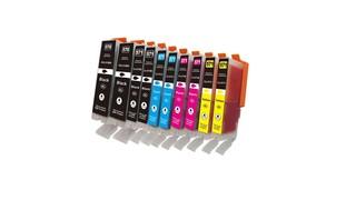 Kompatibilní inkousty s Canon 2x PGI-570BK XL + 2x CLI-571XL BK/C/M/Y