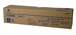 Originální toner Konica Minolta TN-314C, A0D7451