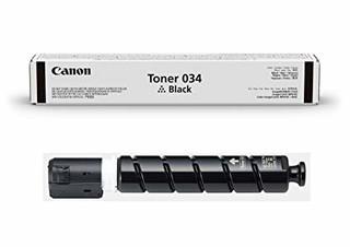 Originální toner Canon 034BK, 9454B001