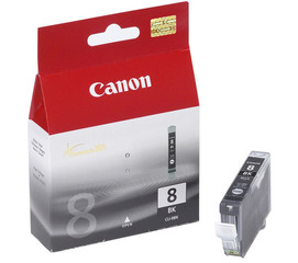 Originální inkoust Canon CLI-8BK černý