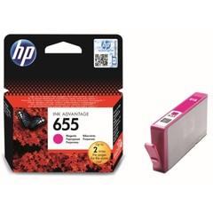 Originální inkoust HP 655 (CZ111AE) purpurový