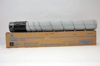 Originální toner Konica Minolta TN321K, TN-321K, A33K150