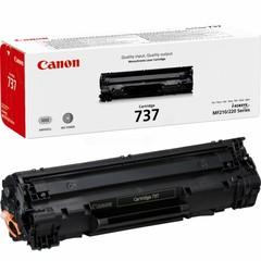 Originální toner Canon CRG-737Bk (9435B002)