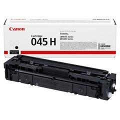 Originální toner Canon 045H. CRG-045HBK, 1246C002