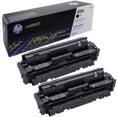 Originální toner HP CF410XD (410X) černý, dvojbalení