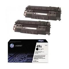 Originální toner HP Q5949XD (49X) dvojbalení