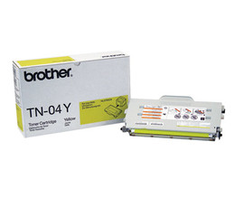 Originální toner Brother TN-04Y žlutý