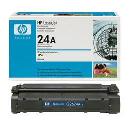 Originální toner HP Q2624A (24A)