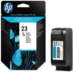 Originální inkoust HP 23, C1823D