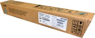 Originální toner Ricoh 841928, azurový (9 500 str.)