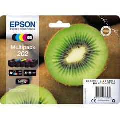 Originální inkousty Epson 202 (C13T02E74010), Multipack