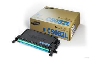 Originální toner Samsung CLT-C5082L, (SU055A)