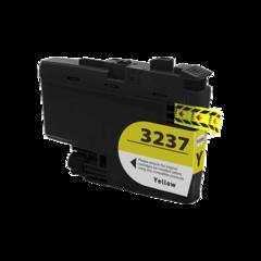Kompatibilní inkoust s Brother LC-3237 žlutý