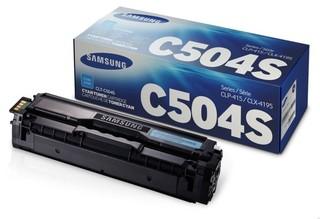 Originální toner Samsung CLT-C504S (SU025A)