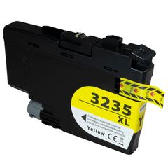 Kompatibilní inkoust s Brother LC-3235XL žlutý