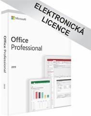 Microsoft Office 2019 pro profesionály, CZ, 79P-05729