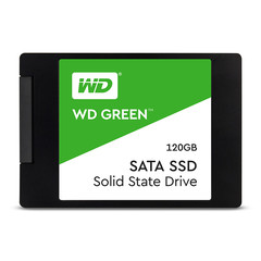 WD Green 3D NAND - 120GB, 2.5