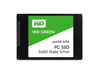 WD Green 3D NAND - 240GB, 2.5