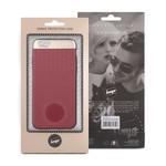 Plastové pouzdro BEEYO pro iPhone X - červené