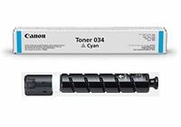 Originální toner Canon 034C (9453B001), azurový